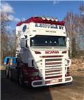 Scania R 620, 2010, Dragbilar