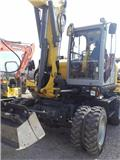 Wacker Neuson EW100, 2016, Wheeled excavators