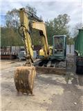 Yanmar Vio 70, 2002, Mini excavators  7t - 12t