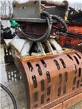 Demarec sortergrab PRG28 DW، 2014، معدة فرز -> معدة فرز المخلفات