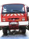 Renault Midliner 210, 1998, Wozy strażackie