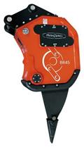 Maxbrio BR45 hydraulic vibrating ripper 33-40 ton, 2018, Компоненты строительной техники