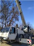 Terex Demag AC60/3, 2012, All terrain cranes