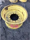 Timberjack 870, Gume, kotači i naplatci