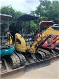 Caterpillar 30, 2012, Mini Excavators <7t (Mini Diggers)
