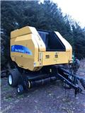 New Holland BR 750 A, 2006, Round balers