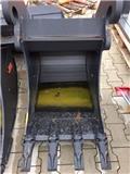 Rädlinger Tieflöffel 600 mm, 2017, Backhoes