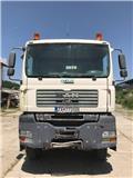 MAN TGA26.440, 2008, Nákladní vozidlo bez nástavby