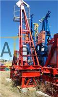 Saez s 46, 2007, Tower cranes