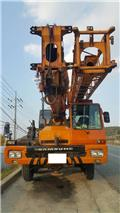 Samsung SC 50 H-2, 1997, Mobile and all terrain cranes