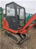Hitachi ZX 20、2017、履帶式挖土機(掘鑿機,挖掘機)