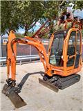JCB 8018, 2012, Mini excavators < 7t (Mini diggers)
