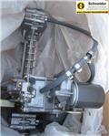 Kubota GR 1600, Getriebe