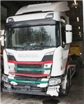Scania R 500, 2018, Chassier