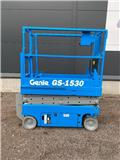 Genie GS 1530, 2006, Scissor Lifts