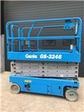 Genie GS 3246, 2006, Nacelle ciseaux