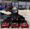 Toro GROUNDSMASTER 4300D, 2013, Riding mowers