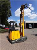 Jungheinrich ETV Q 20, 1997, 4-way reach trucks