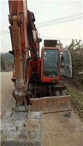 Doosan DH 130, Mga wheeled excavator