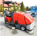 Hako Hakomatic 1800, 2011, Warehouse sweeping machines
