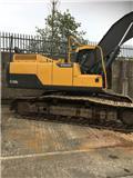 Volvo EC 250 D L, 2014, Crawler excavators