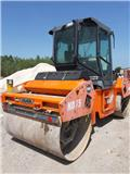 Hamm HD 75, 2005, Twin drum rollers