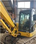 Komatsu PC80MR-3, 2016, Mini excavators  7t - 12t