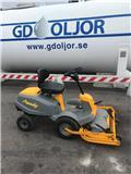 Stiga Ready, Vrtni traktor kosilnice