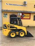 Komatsu SK 510-5, 2008, Skid steer loaders