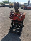 TUNKERS PILE HAMMER 900KG, 2012, Hydraulic pile hammers