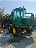 Timberjack 1410 b, 2001, Forwarder