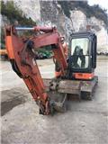 Hitachi ZX 50 U-2, 2007, Mini excavators < 7t (Mini diggers)