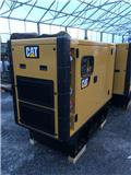 Caterpillar CAT elverk reservkraft 33kVA nytt, 2018, Generadores diesel