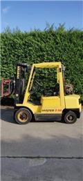 Hyster H 2.50 XM, LPG heftrucks