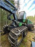 John Deere 1070 E, 2015, Processadores florestais