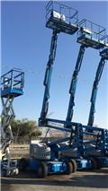 Genie Z 45/25 DC, 2009, Articulated boom lifts