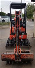 Kubota U 15-3, 2016, Mini excavators < 7t (Mini diggers)