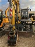 Neuson EW 100, 2019, Wheeled excavators