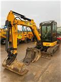 JCB 48Z-1, 2017, Mini excavators < 7t (Mini diggers)
