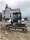 Bobcat E 50, 2019, Mini excavators < 7t (Mini diggers)