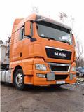 MAN TGX18.440BLS, 2013, Ciągniki siodłowe