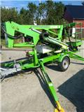 Niftylift 120 T, 2004, Trailer mounted aerial platforms