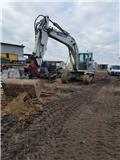Terex TC 210 LC, 2006, Crawler excavators