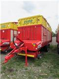 POTTINGER FARO 8000 L, 2008, Self loading trailers