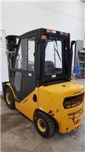 Hangsha CPCD25-XW33F, 2011, Diesel trucks