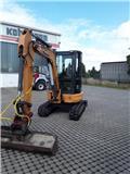 Case CX 35 B, 2015, Mini excavators < 7t (Mini diggers)