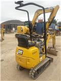 Caterpillar 300.9 D, 2012, Mini excavators < 7t (Mini diggers)