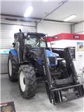 New Holland TS 110 A, 2006, Traktorit