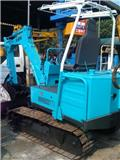 Yanmar -, Mini excavators < 7t (Penggali mini)