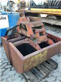 Hiab 1000 mm jordgrab vandret cylinder, Grabeži